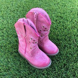 Cherokee cowboy boots
